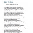 A poem from the current issue from David Hufford