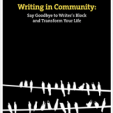 Take a peek at the blog Writing in Community